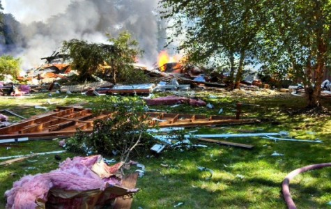 New Photos of North Stamford Explosion
