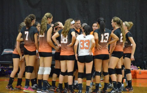 Girls Volleyball Dominates the Competition