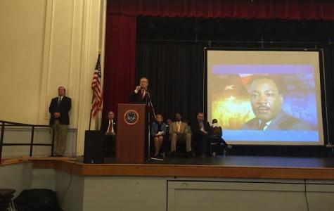 SHS Commemorates MLK's Speech