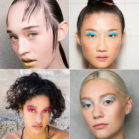 Makeup Trends for Spring 2016