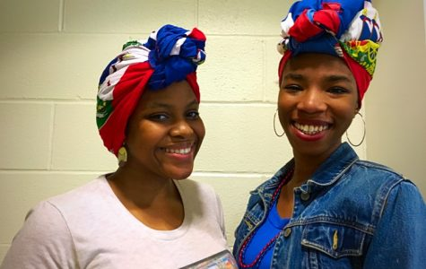 Haitian Students Celebrate Flag Day in Style