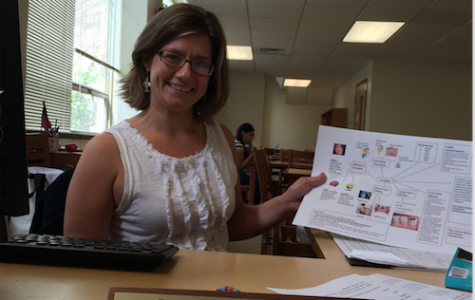 Librarian Mary George recognized as 2016 PBS Learning Media Digital Innovator