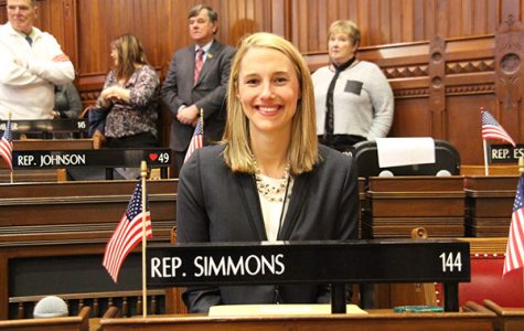 State Rep. Caroline Simmons to Speak at SHS Graduation