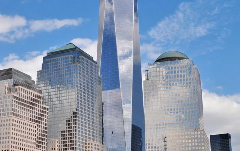 One World Trade Center Stands Tall