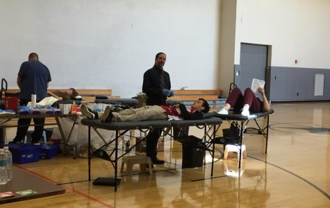 SHS Hosts Red Cross Blood Drive