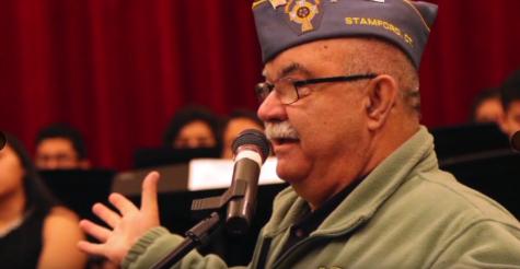 Veterans Day Festivities at SHS