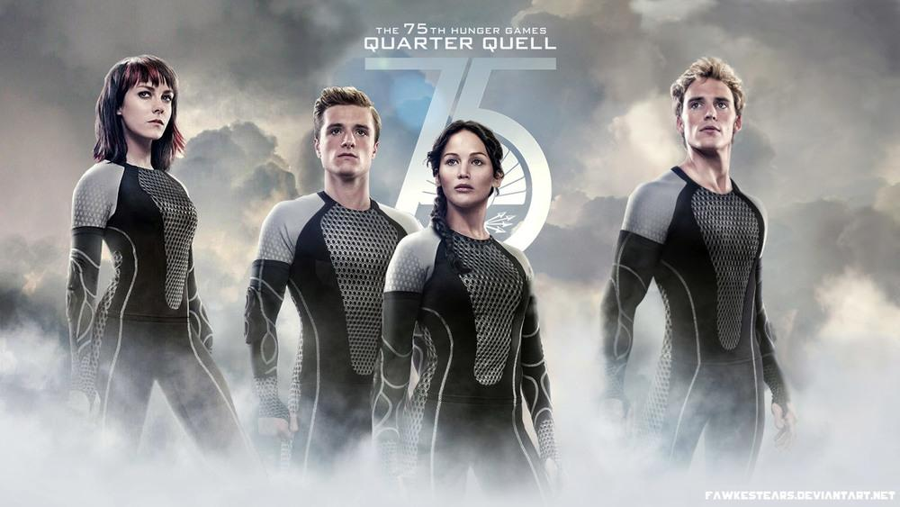 what is the conflict in the hunger games
