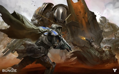 Destiny: Bungie's Second Strike
