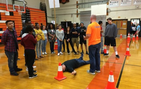 Stamford High Gives a Hand Saving Lives