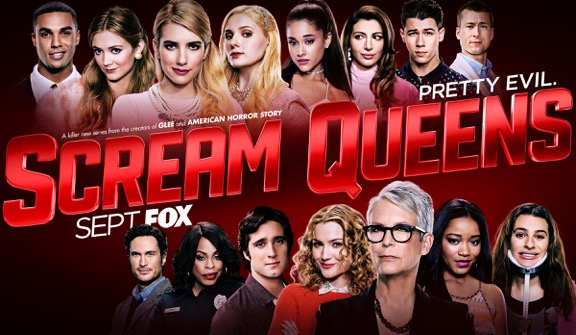 Scream Queens More Funny than Frightening