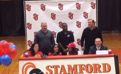 Tiana England Signs with St. John's