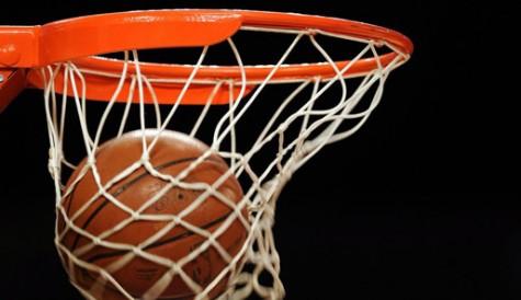 "Stamford Boys Basketball ""Rams"" Past New Canaan"