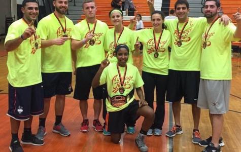 SHS Hosts Homecoming Dodgeball Tournament