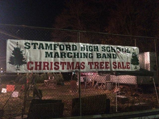 The+Marching+Band+is+selling+Christmas+trees+from+the+student+parking+lot+to+raise+funds+for+their+upcoming+season.