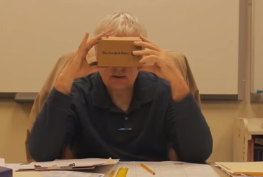 Teachers React to Virtual Reality