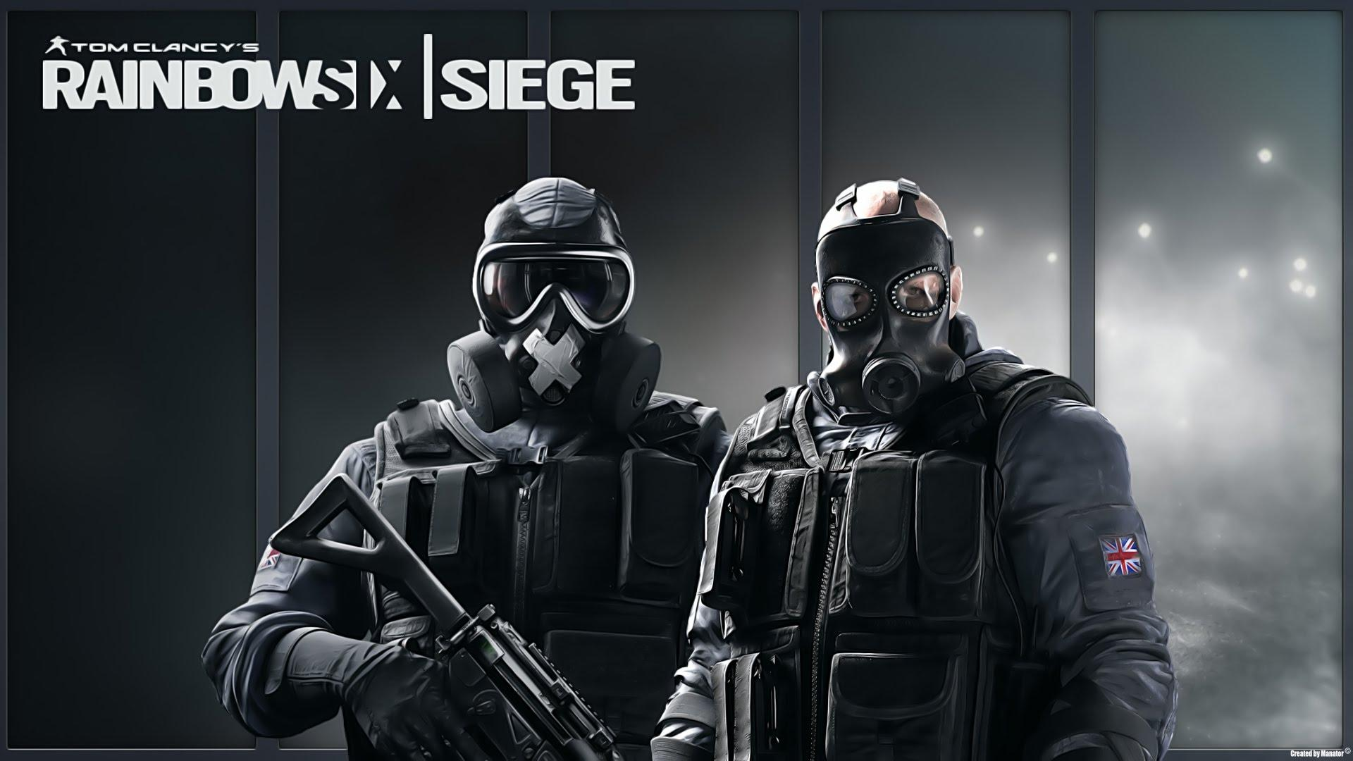 Concept Art for Siege