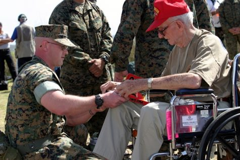 Put a Smile on a Veteran's Face – Thank Them!