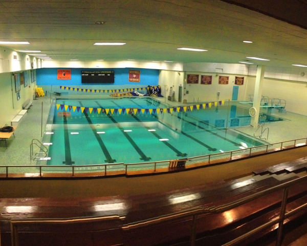 Photo of Westhill pool courtesy of Taryn Duncan.