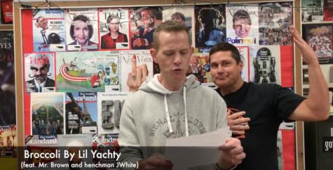 Teachers Revamp Today's Rap Hits