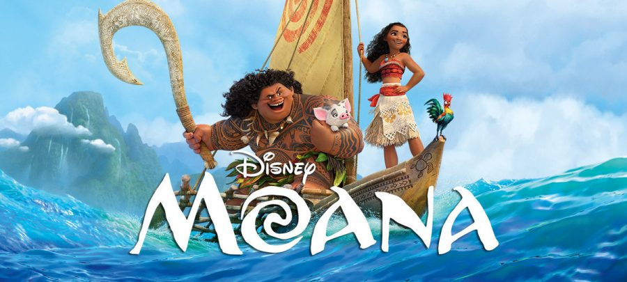 A Tale of Two Reviews: Moana