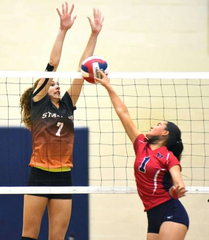 Andrea O'Connor Named MaxPreps All-American for Volleyball