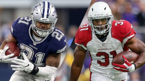 Why Arizona Running Back David Johnson is better than Cowboys' Ezekiel Elliott