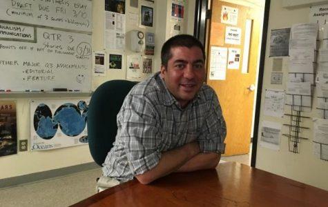SHS Alumnus is Now Our Newest Math Teacher