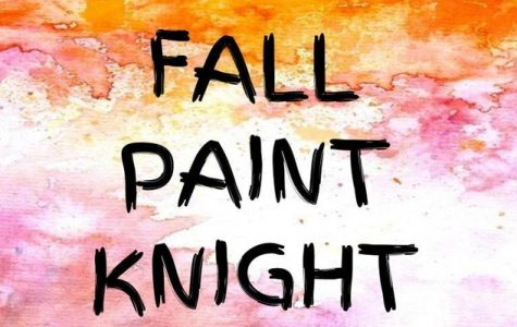 Sign Up for Fall Paint Knight Now!