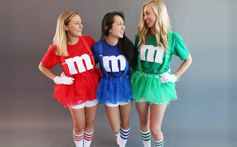 5 Last Minute Halloween Costume Ideas!