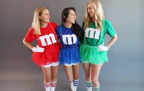 5 Last Minute Halloween Costume Ideas!