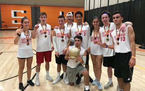 Juniors and Sophomore Class host Third Annual Dodgeball Tournament