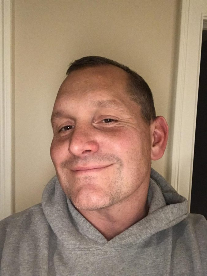 Principal Manka sent in his post-shave selfie to enter the competition, to be used for comparison at the end of November.