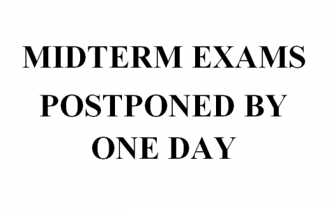 2018 REVISED Mid Terms – Full Day Prep and Exam Schedule