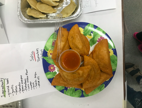 SHS Hosts International Food Night