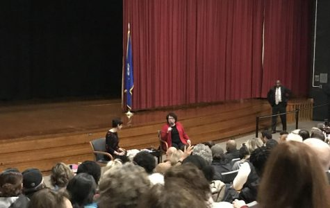 Sotomayor Comes To Stamford