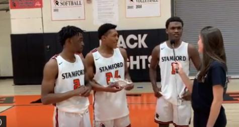"An ""Emotional"" Senior Night for Boys Basketball"