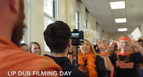 Making the Lip Dub – Behind the Scenes