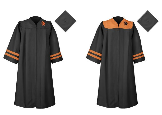 Why the Stamford High Graduation Gown Redesign is Actually Not a Big Deal