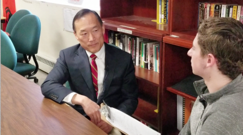 An Interview with Superintendent Earl Kim
