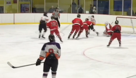 Boys co-op hockey defeats Fairfield Warde in first round of FCIACs