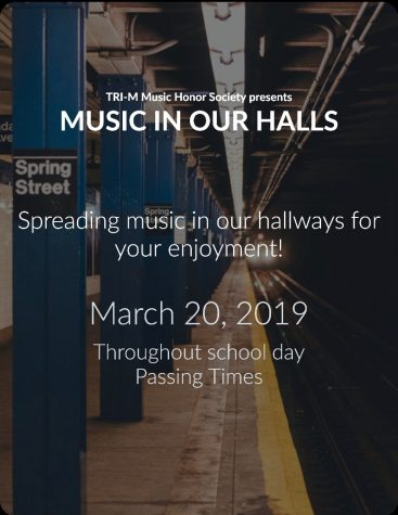 MUSIC IN OUR HALLS