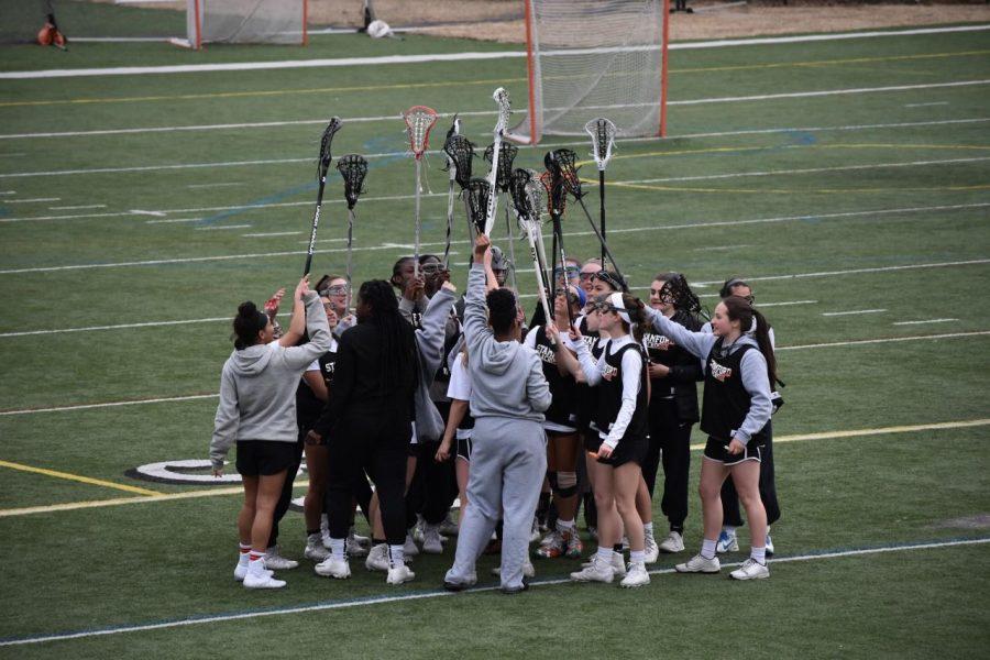 SHS Girls' Lacrosse Benefits From UPenn Trip
