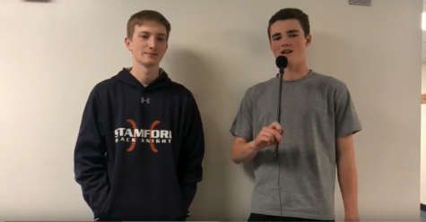 Basketball Captains Interview / Season Preview!