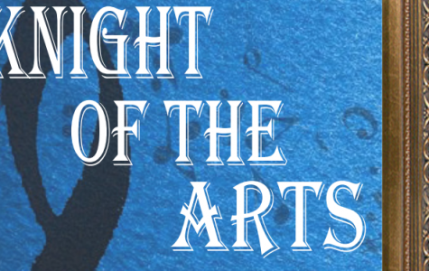 Knight of the Arts Student Art Exhibit from 5-7 PM
