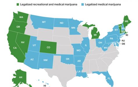 Should Connecticut Legalize Recreational Marijuana?
