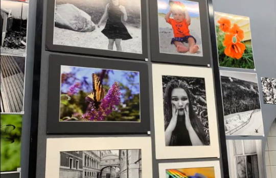 SHS Hosts Annual Art Show
