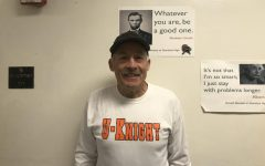 Coach Kelley – Touching Students' Hearts Since '78
