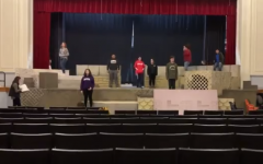 Preview: Drama Club Members Discuss 'An Elephant's Graveyard'