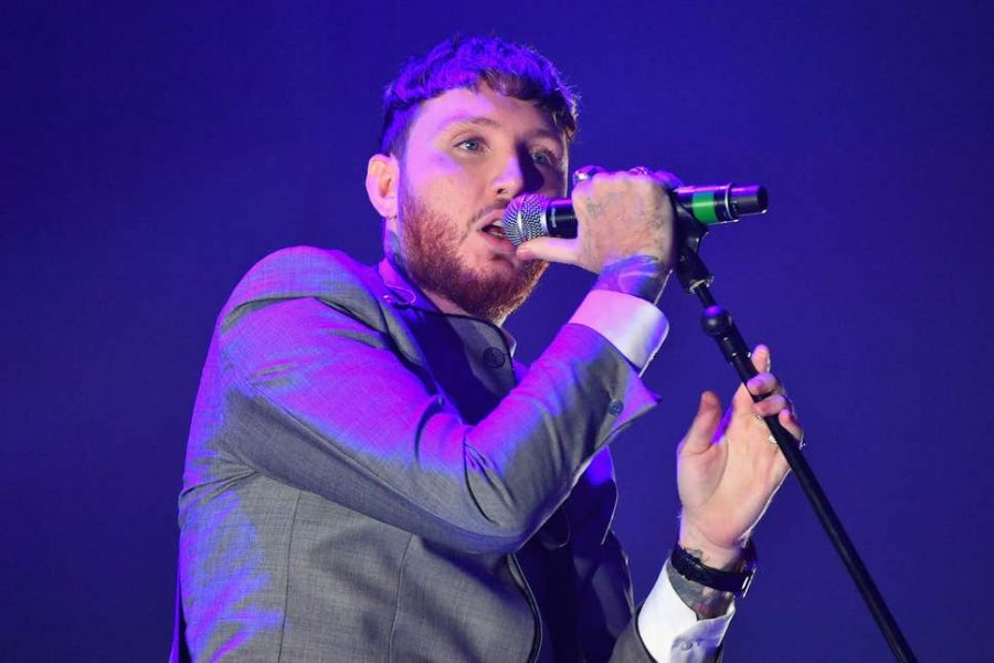 James Arthur continues successful music career with new album