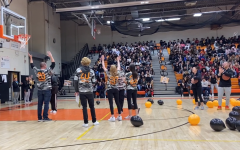 Pep Rally Supports Unified Sports Team